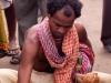 Coconut offerings, Rath Yatra, Puri