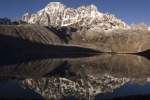 Lake next to Gokyo.