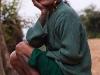 Konyak woman, Wakching