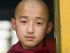 Novice monk Enchey Monastery, Gangtok.