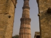 Qutb Minar, Delhi.