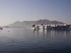 Exclusive Lake Palace Hotel in Udaipur (We did not stay there)
