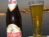 Beer Jeff had at Jgmandir island, at about a 400% mark up, but its all about the atmosphere, Udaipur.