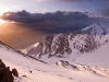 Sunrise on Stok Kangri