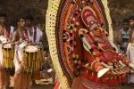 Theyyam, Kannur District.
