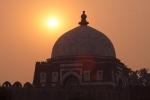 Sunset, Tughlaqabad