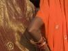 Women in saris, Ujjain.