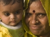 Woman and child, Ujjain.