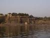 Fort and ghats at Maheshwar