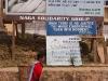 Naga independence signs, Ukhrul