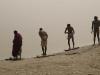Bathing in the Ganges, Varanasi.