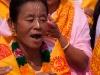 Devotees dancing at Sri Govindaji Temple for  Yaoshang, Imphal