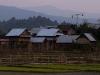 An Apatani village, Ziro